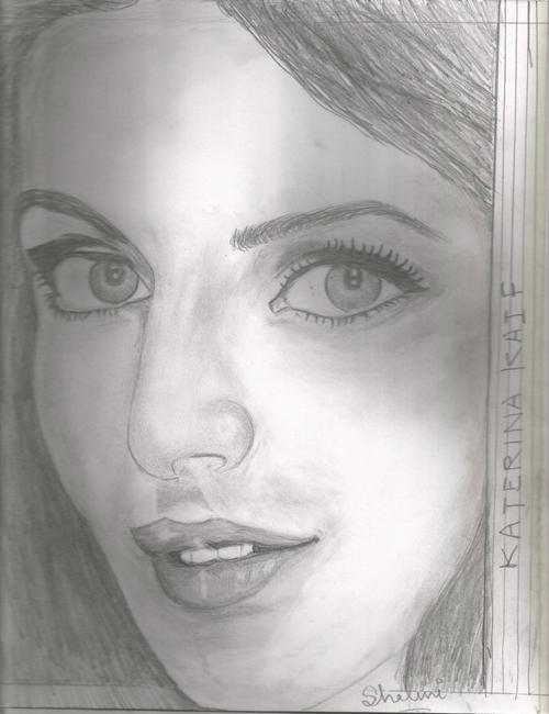 Katrina Kaif by anantacreative